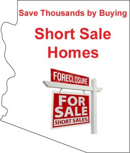 Save Thousands by buying a Short Sale Home